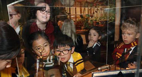 Six Experiential Marketing Lessons from Harry Potter: The Exhibition