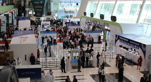 ADIPEC 2015 Still a Major Powerhouse