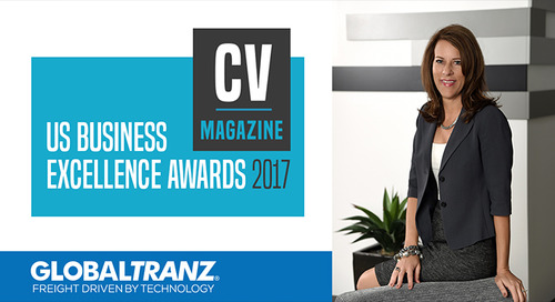 GlobalTranz CFO Renee Krug Named 2017 CFO of the Year Arizona by CV Magazine
