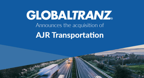 GlobalTranz Announces Acquisition of AJR Transportation
