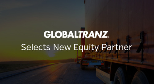 GlobalTranz Selects New Equity Partner