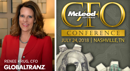 GlobalTranz CFO to Participate in 2018 McLeod CFO Conference