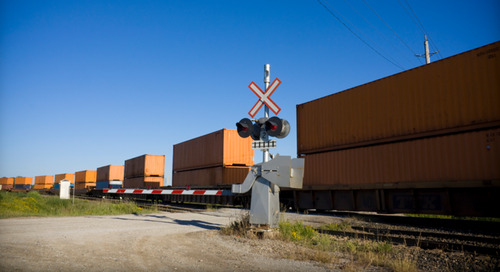 Overcome Truck Capacity Challenges With Intermodal Shipping