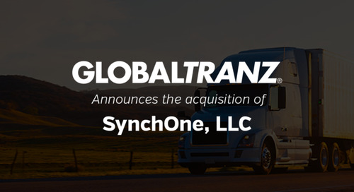 GlobalTranz Announces Acquisition of SynchOne, LLC