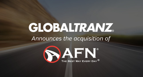GlobalTranz Acquires AFN Logistics