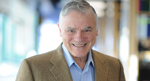 Legendary scientist Leroy Hood sees big changes ahead for 21st Century healthcare