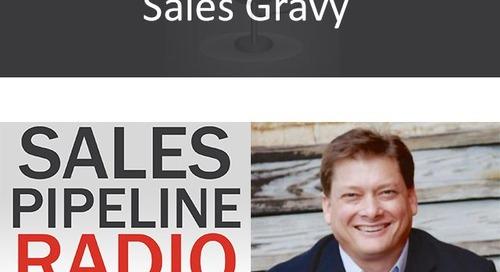 Sales Pipeline Radio #67: Q&A w Jeb Blount @SalesGravy