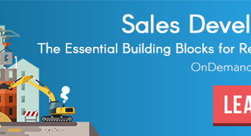 SDR-Powered: The Fluency Between Sales & Marketing