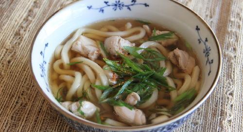 Comfort Food ala Jepang