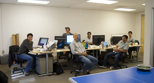 Introducing LeanData's new office!