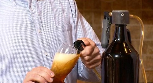 Guzzling Our Home Brew  Lead2Account — Router