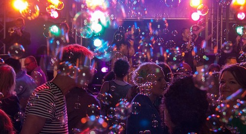 Do Parties at Dreamforce Really Drive Business for their Hosts?