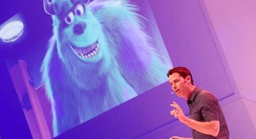 Former Pixar Artist Explains Why the Best Story Wins in Business