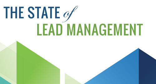 Survey Shows That B2B Professionals are Concerned About Lead Management