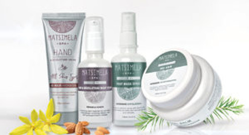 Matsimela Launches New Hand And Foot Care Range
