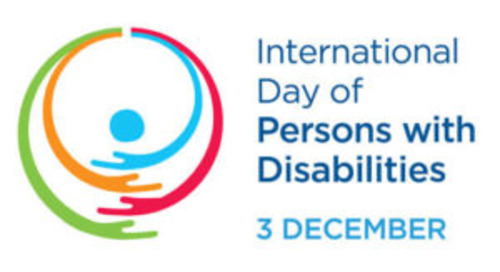 International Day of People with Disabilities – 3 December