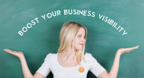Business Insights from My Salon Software – #12 Increase Your Salon, Spa or Clinic's Visibility