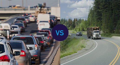 Rural Vs. Urban Roads – Which are Riskier?