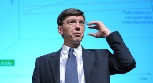 """Branding as a Job to be Done"" – An Interview with Clayton Christensen"
