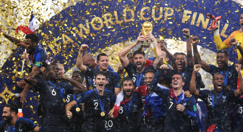 """Who Won the World Cup?"" – Branding Analysis from SoccerBlog.com"