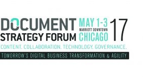 Messagepoint showcases CCM Solutions at Document Strategy Forum '17