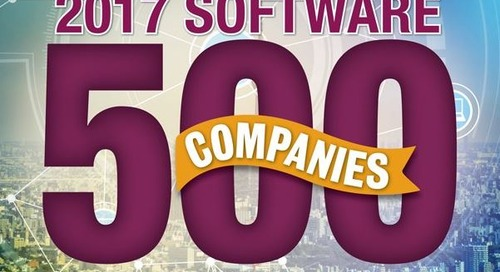 Messagepoint Inc. Makes Software 500 List of World's Largest Software Companies  for Third Consecutive Year