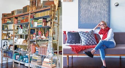 Kathleen Tillett's Personality-Filled Home