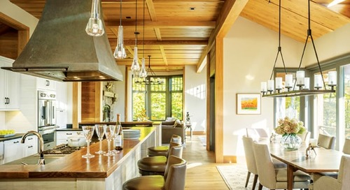 A Vermont Shingle Style Home Mixes Classic and Contemporary
