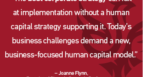 Rethink, Renew & Refresh Your Human Asset Management Strategy in 2017