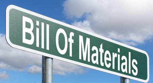 Advantages of Bill of Materials (BOM) Automation
