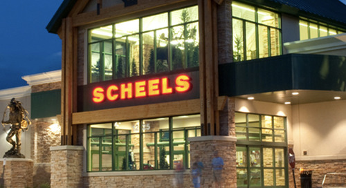 "[Case Study] Scheels: A Spectacular Sight and Sound ""Shopping Adventure"""