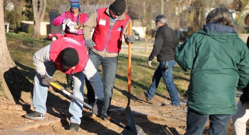 Habitat for Humanity volunteers make a difference in Melrose Park