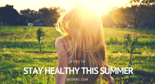Five Tips to Stay Healthy this Summer