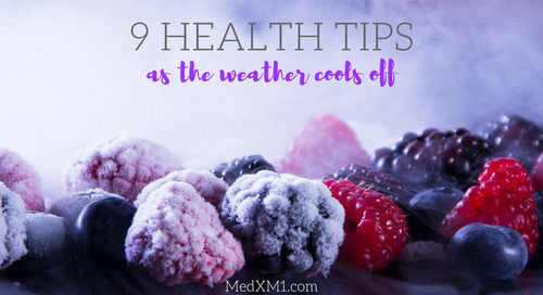9 Health Tips as the Weather Cools Off