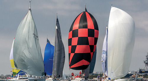 15th Annual Sharp HospiceCare Benefit Regatta