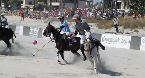 Polo America Beach Polo Cup