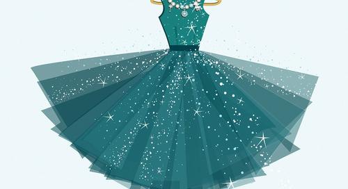 Cinderella's Attic Throwback to Prom