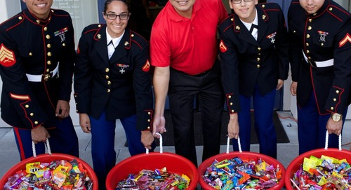 Great Halloween Candy Buy Back