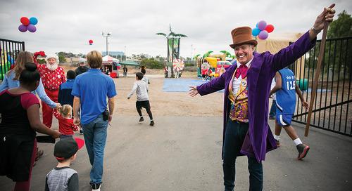 Wacky Wonky Wonderland