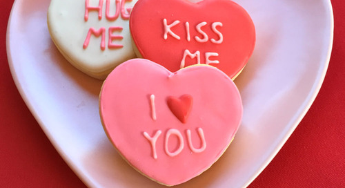 Love is: Sugar Cookies