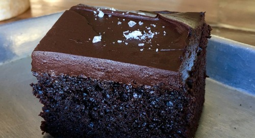 In Search of Perfection: Chocolate Cake
