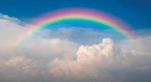 Over the Rainbow Ball