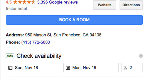 Why Hoteliers Should Invest in Google Hotel Ads