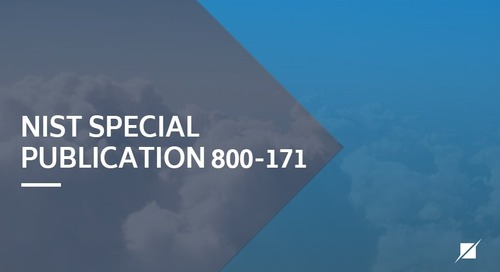 NIST Special Publication 800-171