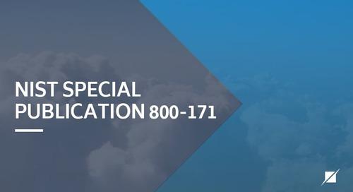 NIST Special Publication 800-171