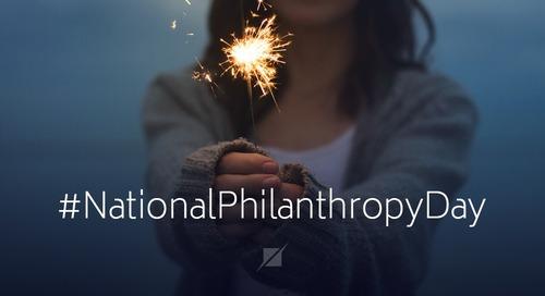 National Philanthropy Day