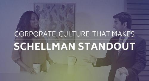 Corporate Culture that Makes Schellman Standout