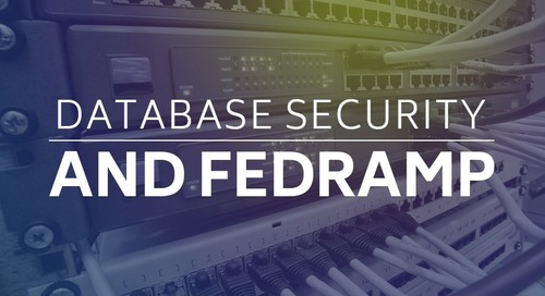 Database Security and FedRAMP