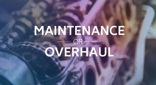 SOC 2 Maintenance or Overhaul?
