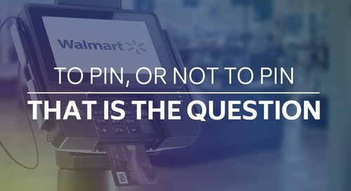 To PIN, or NOT to PIN - That Is The Question